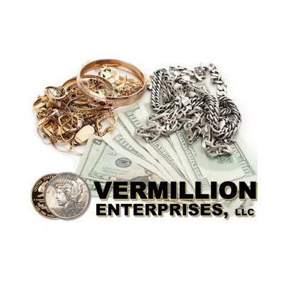jewelry buyer near me? Vermillion Enterprises buys ALL Gold, Silver, and Platinum Jewelry. Including Scrap Gold Jewelry - broken, tangled mess, single or pair earrings, missing diamonds or gemstones. Necklaces, Chains, Bracelets, Earrings, Rings - Wedding Bands, Bridal Sets, Cocktail Rings, Class Rings, and more. Watches - Wrist & Pocket Watches - including Rolex, Omega, Breitling, Patek Philippe, Waltham, and Elgin to name a few. Call or Stop By Today! 5324 Spring Hill Drive, Spring Hill, FL 34606. Ph: 352-585-9772 - Serving Brooksville, Crystal River, Dade City, Floral City, Holiday FL, Homosassa, Gainesville, Hudson FL, Inverness FL, Ocala FL, Land O Lakes, Lecanto, Lutz FL, New Port Richey, Tarpon Springs, Odessa FL, Palm Harbor, Clearwater, Tampa FL, Spring Hill, Wesley Chapel, Zephyrhills Vermillion Enterprises is Spring Hill's Premier Gold, Silver