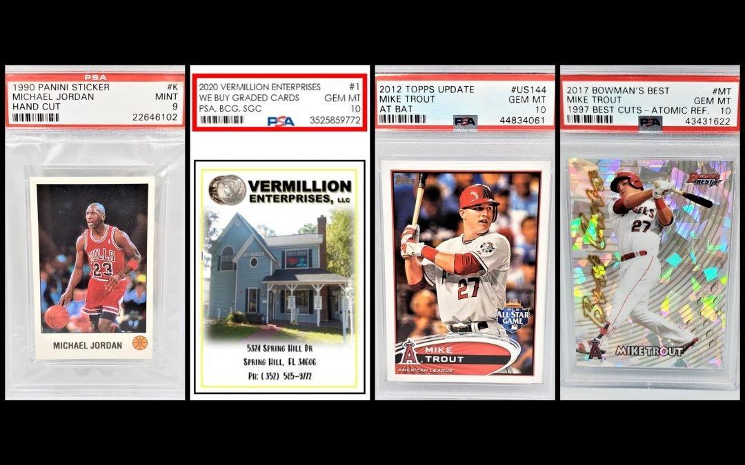 Lecanto Grading Guide: Sports Cards & Memorabilia